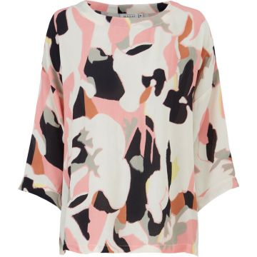 Becca Top in an all over print