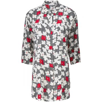 Indrassi Shirt in an all over floral print