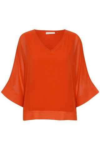 Jamiekb Blouse red/orange