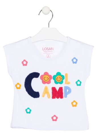 """Cool Camp"" short sleeve t-shirt"