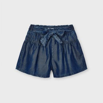 Tensel denim shorts
