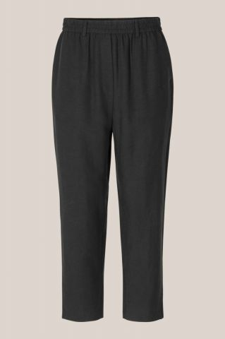 Nukani trousers with an elasticated waist