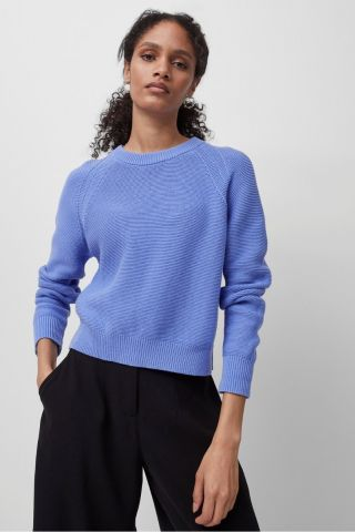 Lilly Mozart rib knit jumper