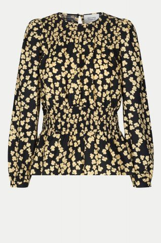 Alula blouse in a floral print