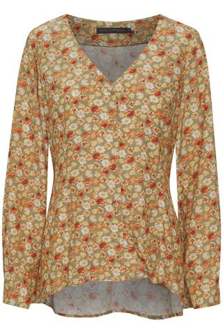Huikb blouse in an all over floral print