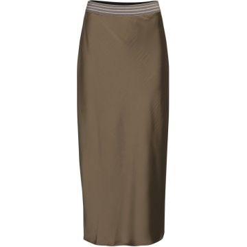 Fulla skirt with an elasticated waistband