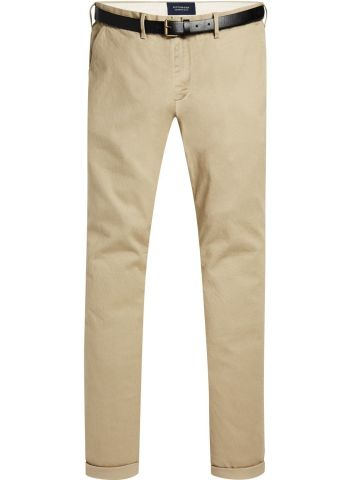 Stuart - Stone Classic Chino Regular slim fit