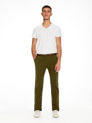 Stuart -  Military Classic Chino Regular slim fit