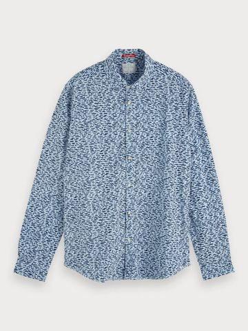 Printed Shirt Slim Fit