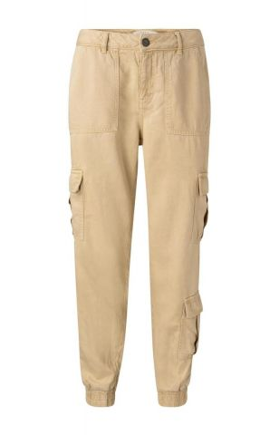 Cargo trousers with pocket detail