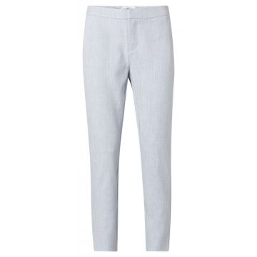 Tailored trousers with split detail
