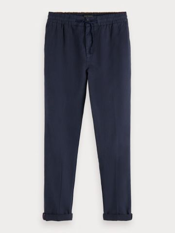 Warren Trouser - Reg Straight fit Navy